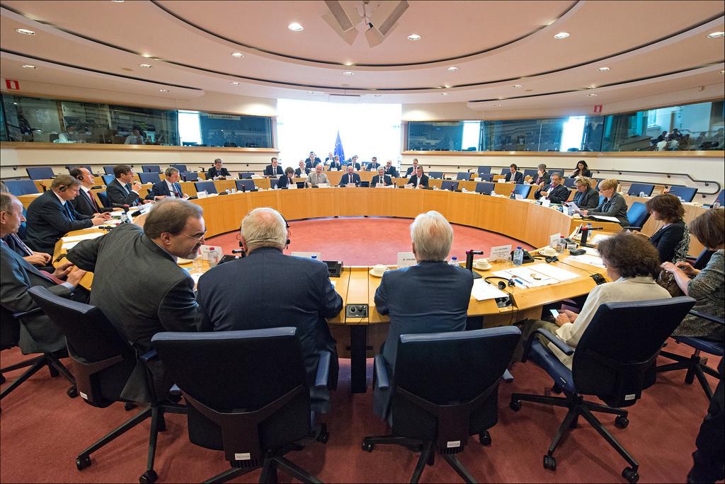 Juncker será el primer candidato en intentar formar la mayoría necesaria para ser presidente de la Comisión Europea