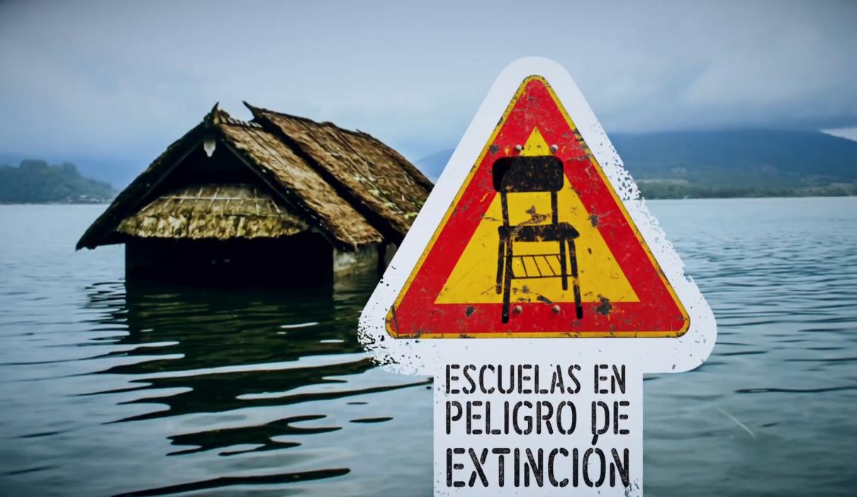 Escuelas peligro extincion
