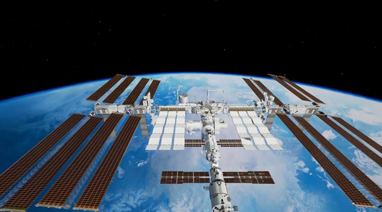 Estacion espacial 2