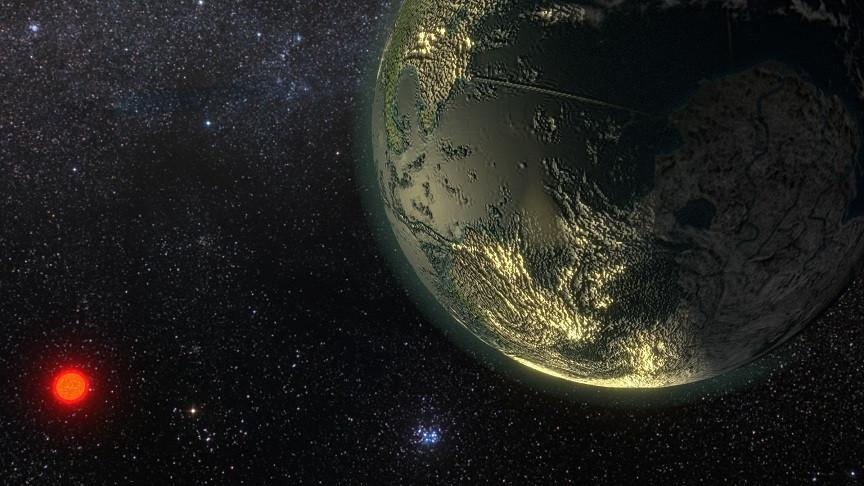 Exoplaneta nasa