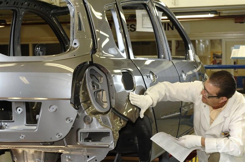 Fabrica coches espaa