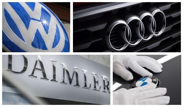 Fabricantes automovil alemania