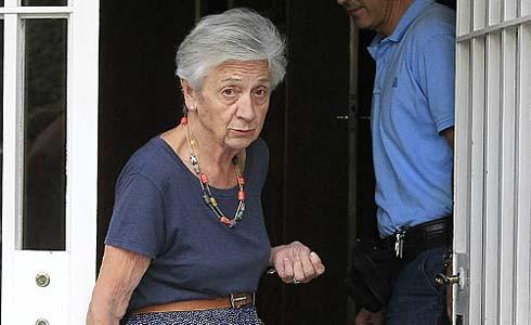Ferrusola y cuatro hijos declaran en Andorra tras querellarse los Pujol por la filtración de sus datos