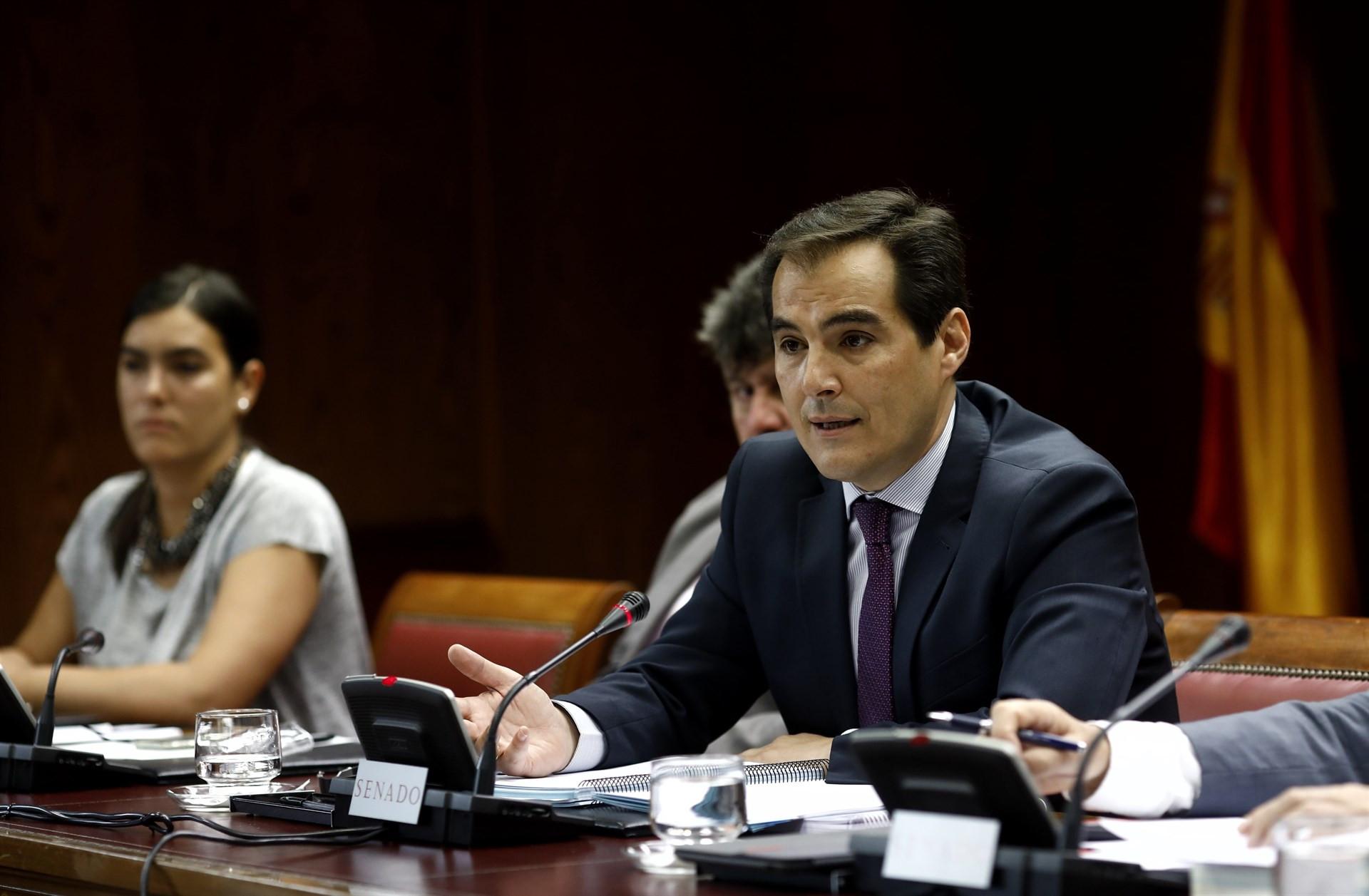 Jose Antonio Nieto, secretario de Estado de Seguridad