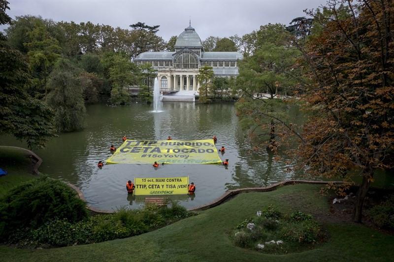Greenpeace ceta