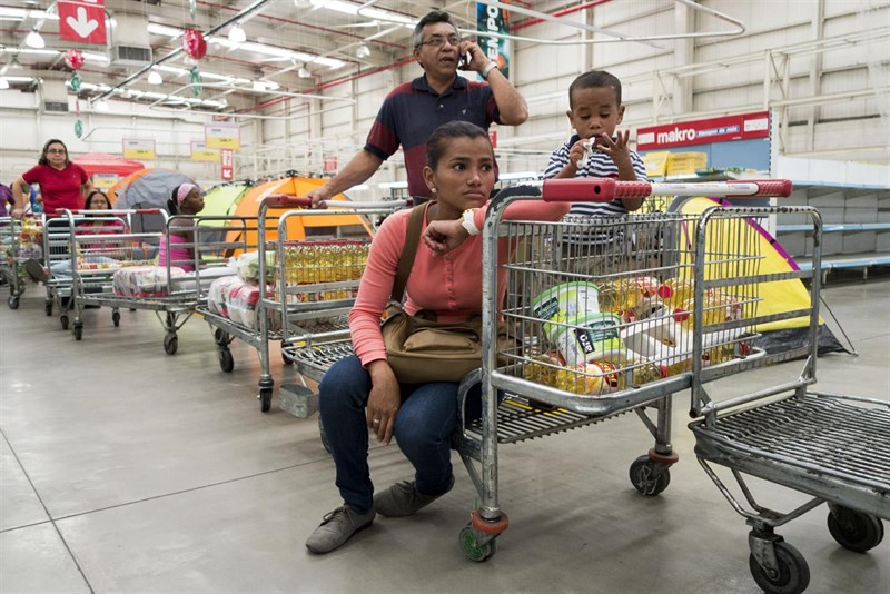 Hiperinflacion venezuela