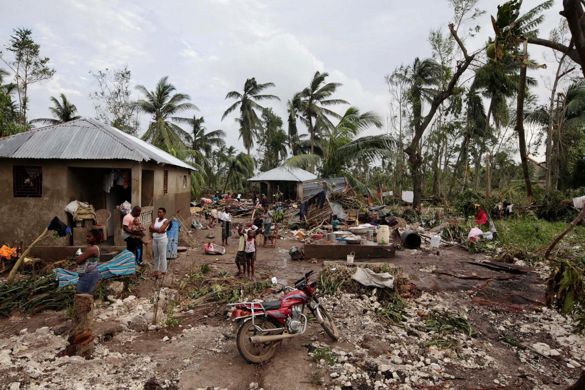 Huracan haiti