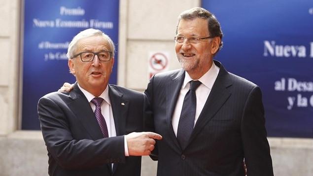 Juncker rajoy 2