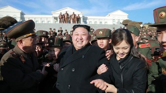 Kimjonguncoreanortenorcoreano