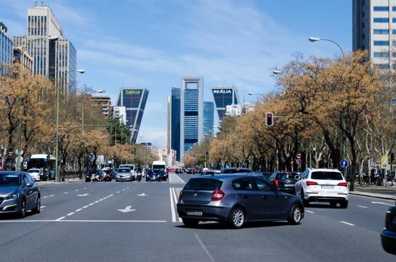 Madrid circulacion