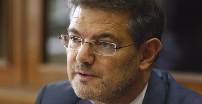 Ministro justicia rafael catala
