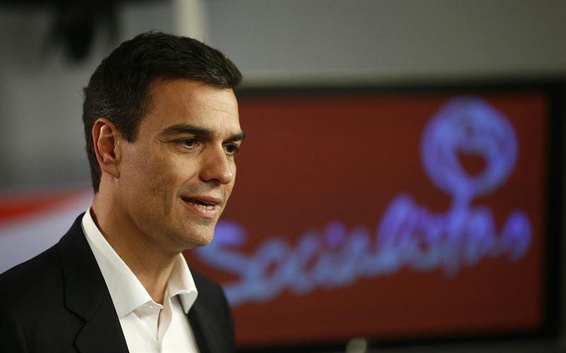 Pedro sanchez escao