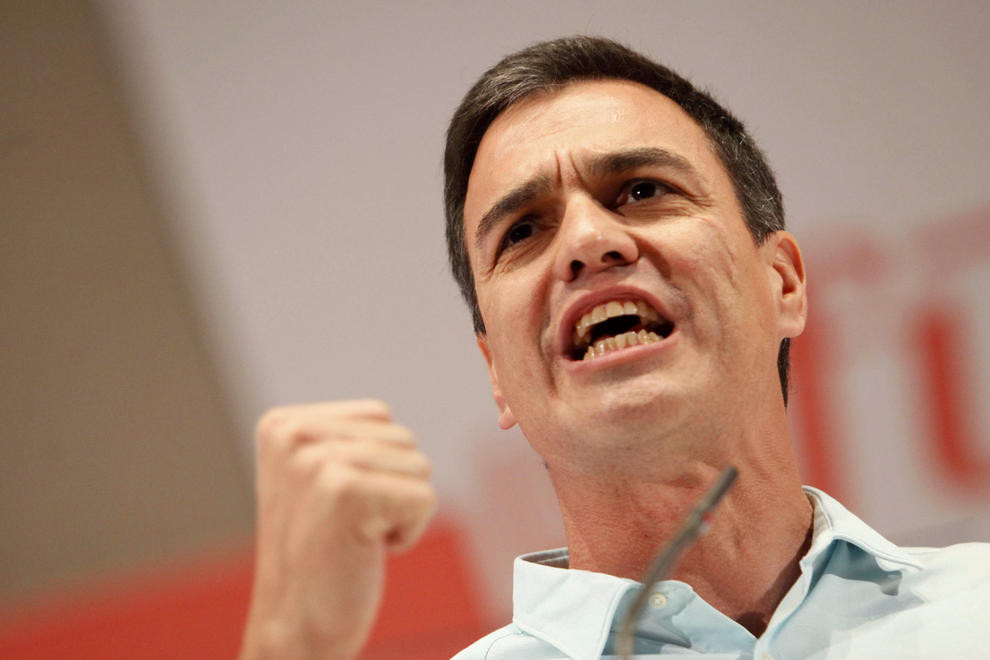 Pedro sanchez pp corrupcion