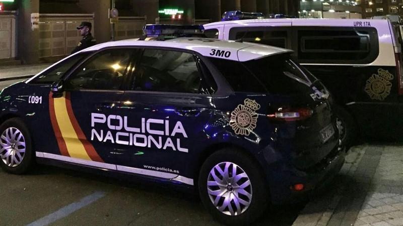 Policianacionalcoche