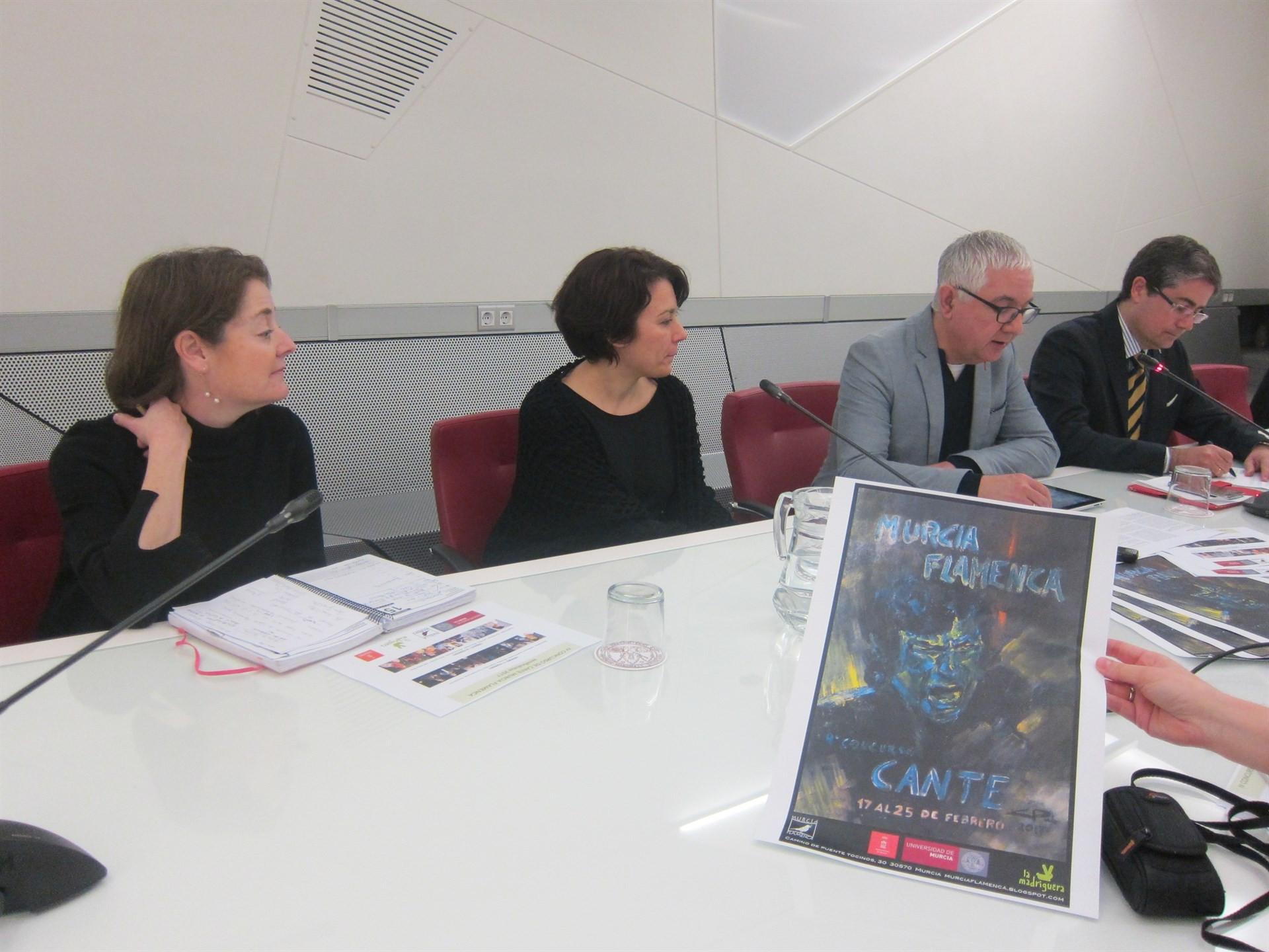 Presentacion concurso flamenco