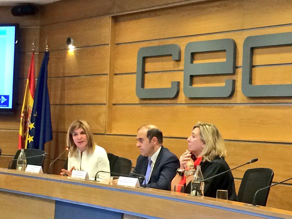Presentacion informe CEOE conciliacion