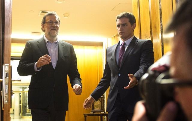 Rajoy rivera 1