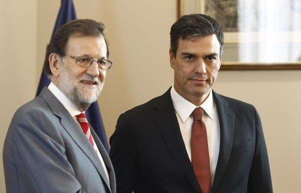 Rajoy sanchez portada no investidura