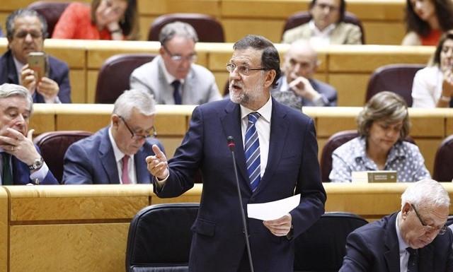 Rajoy senado 1