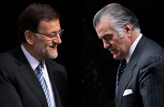 Rajoy y barcenas 1