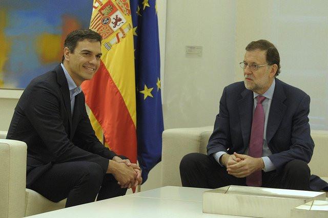 Reunion Rajoy sanchez moncloa