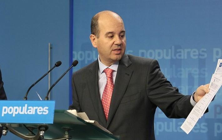 Secretario ejecutivo PP Exterior Ramon Moreno
