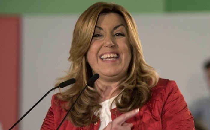 Susana diaz candidatura
