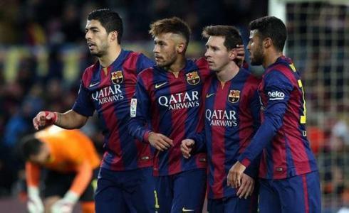 El Barça impone su racha ante el Villarreal