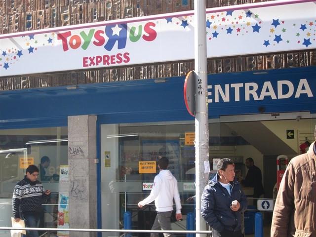 Bancarrota Se Declara 'r' En Toys Us Nmn08w