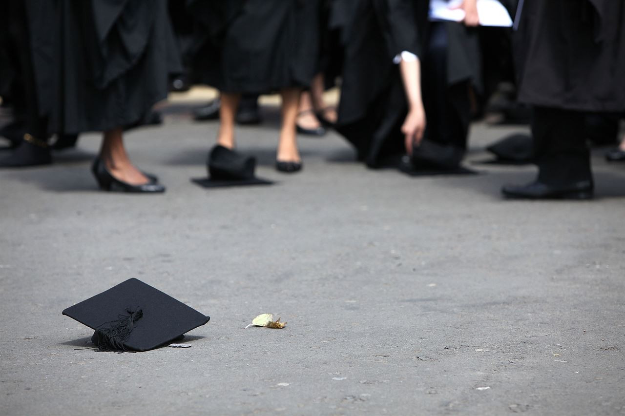 Universidad decada perdida
