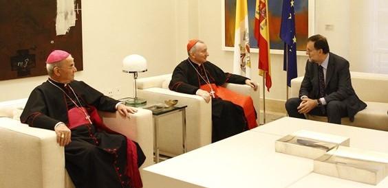 Vaticano Rajoy 1