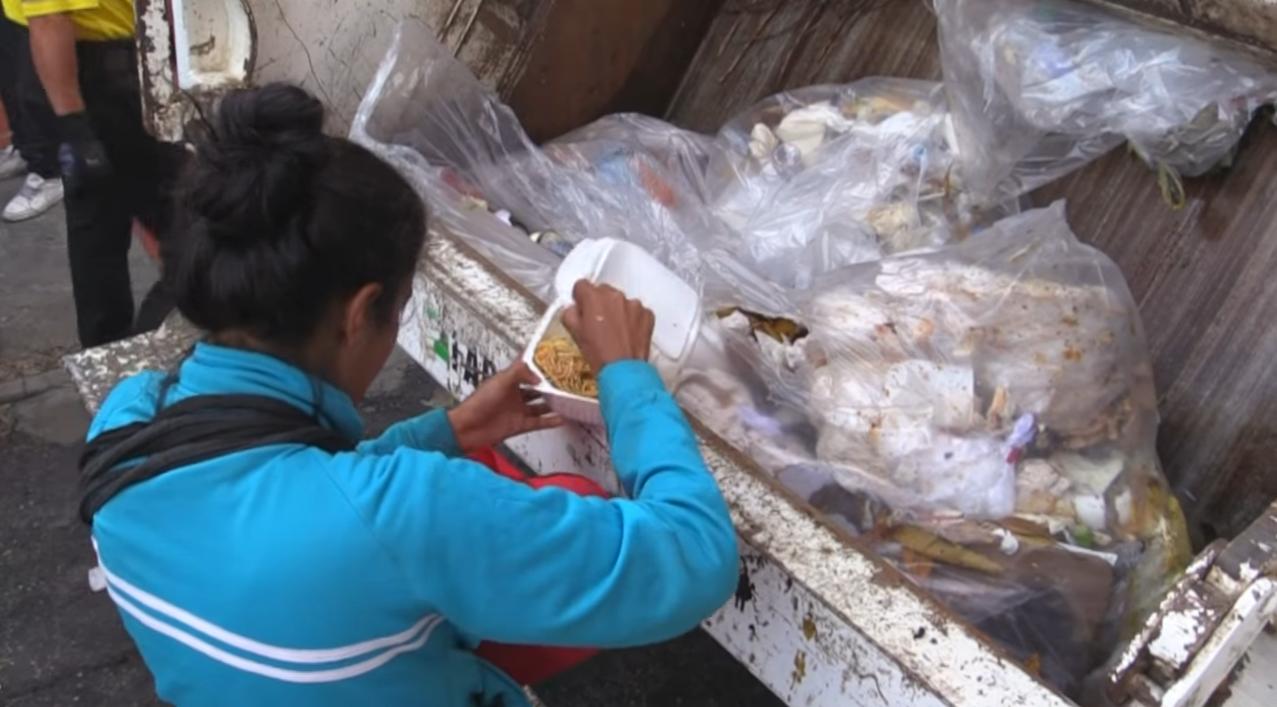 Venezuela basura 1