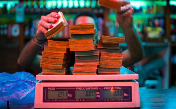 Venezuela hiperinflacion