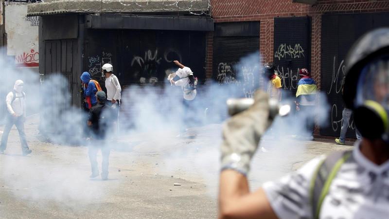 Venezuelaprotestas 1