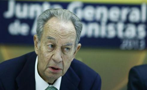 El fiscal Horrach interroga al exministro Villar Mir como imputado y a Florentino Pérez como testigo