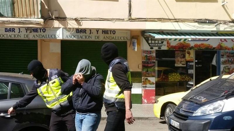 Yihadista detenido