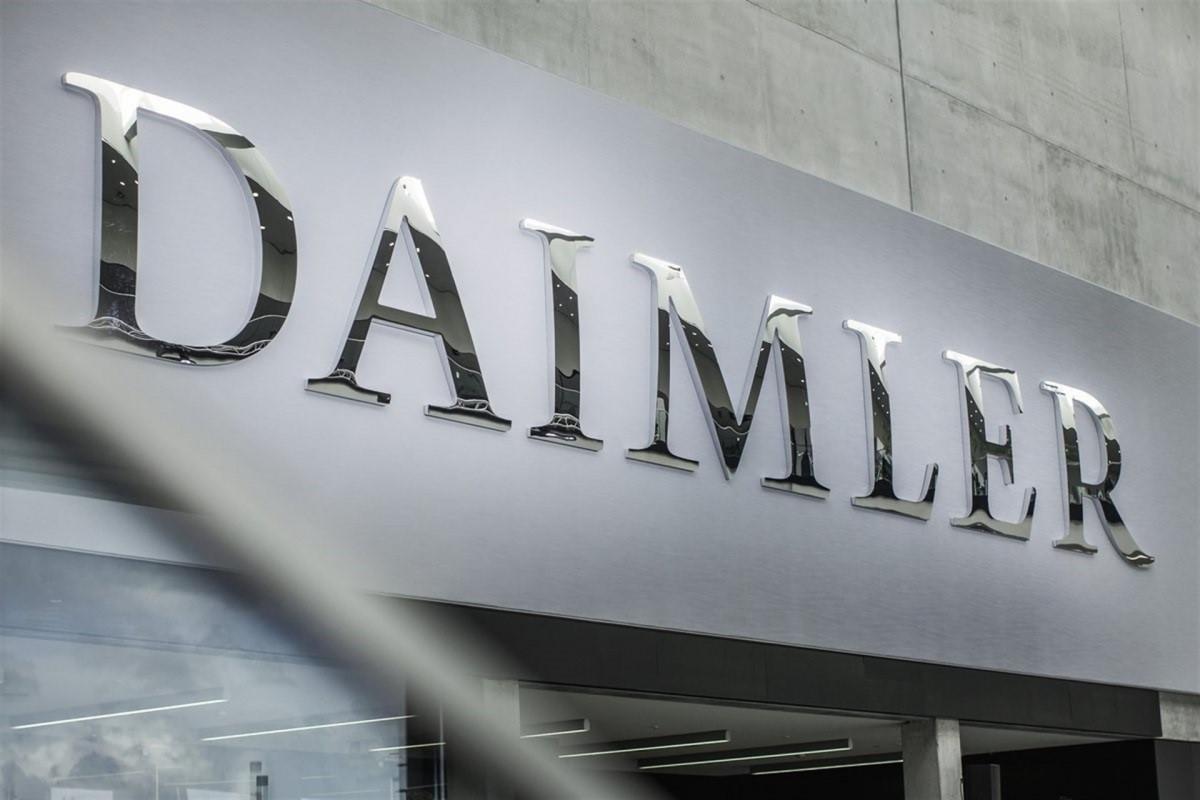 Logotipo Daimler