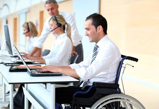 Inclusion Laboral Discapacidad