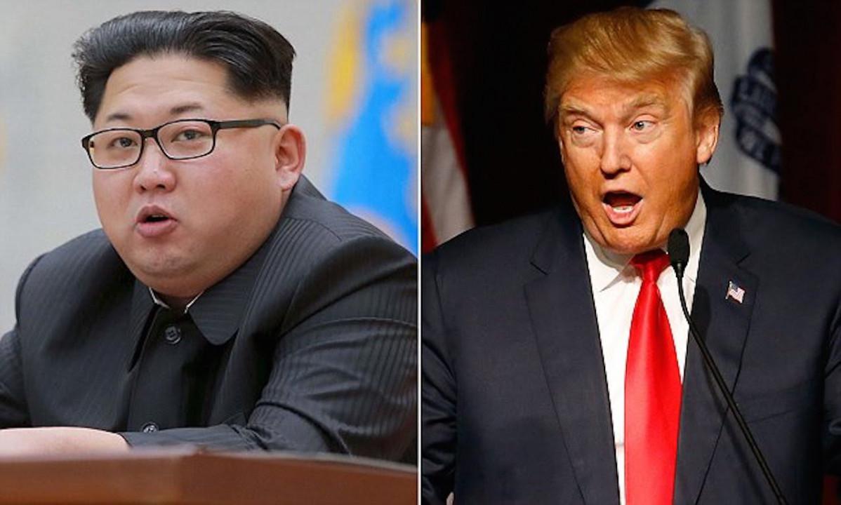 Donald Trump y Kim Jon Un