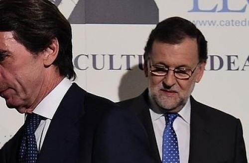 Aznar rajoy faes 1