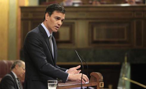 """Sánchez pide a Montoro que dimita y deje el escaño """"por decencia política"""""""