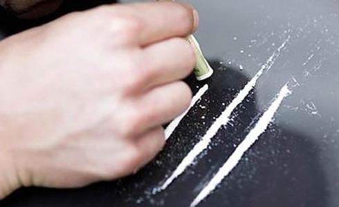 9Rayas de cocaina