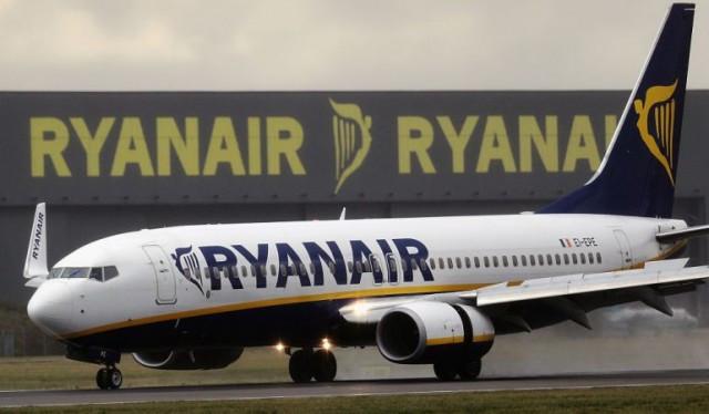 Avion ryanair 1