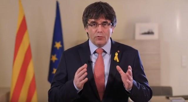 Puigdemont renuncia