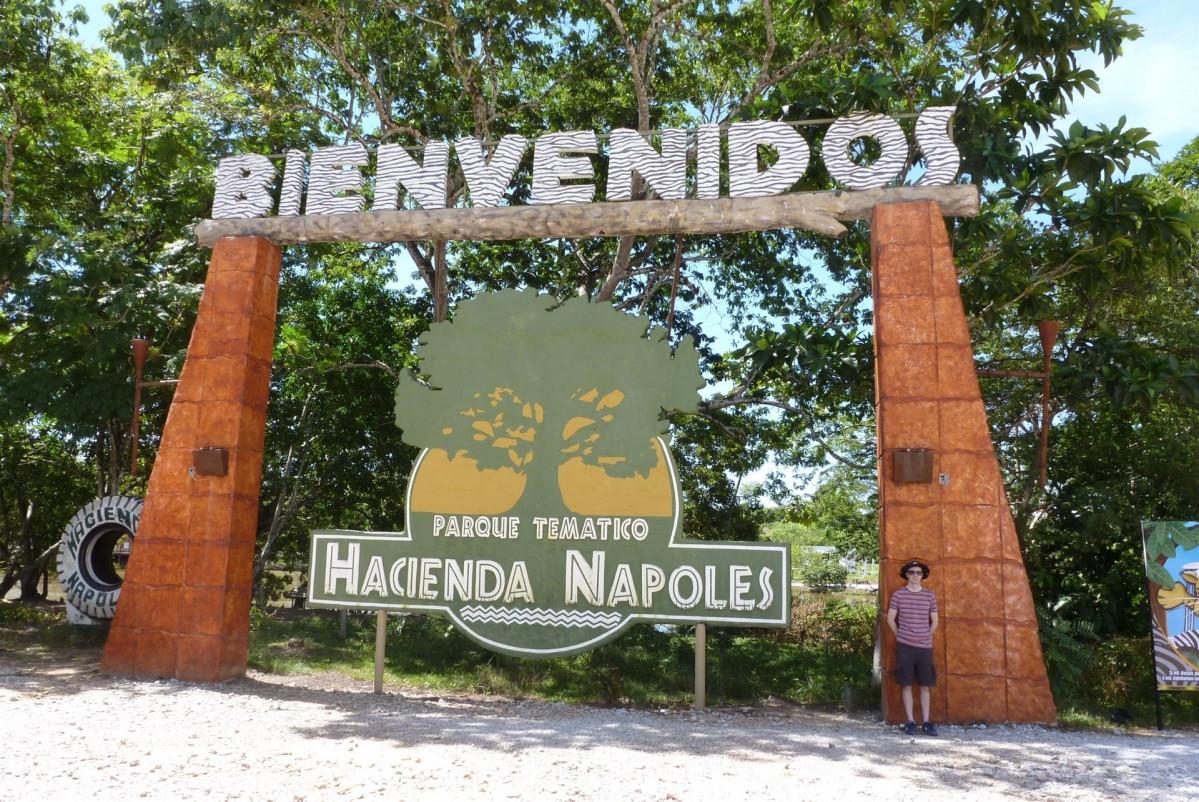 Parque temu00e1tico Pablo Escobar