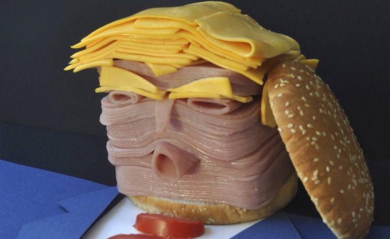 Fast Food Trump