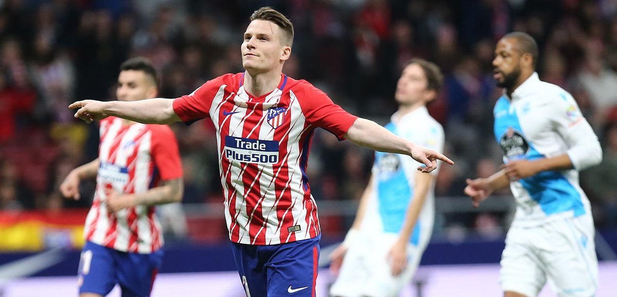 Gameiro Atletico Madrid