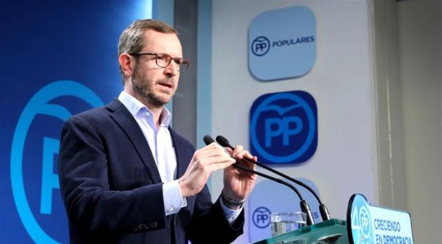 Javier maroto pp europapress