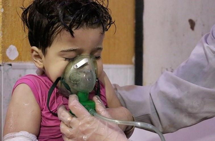 Ataque quu00edmico en Douma