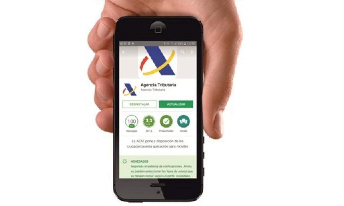 App agencia tributaria